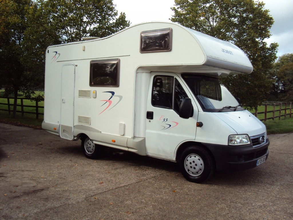 used Trigano Tribute FIAT DUCATO in suffolk