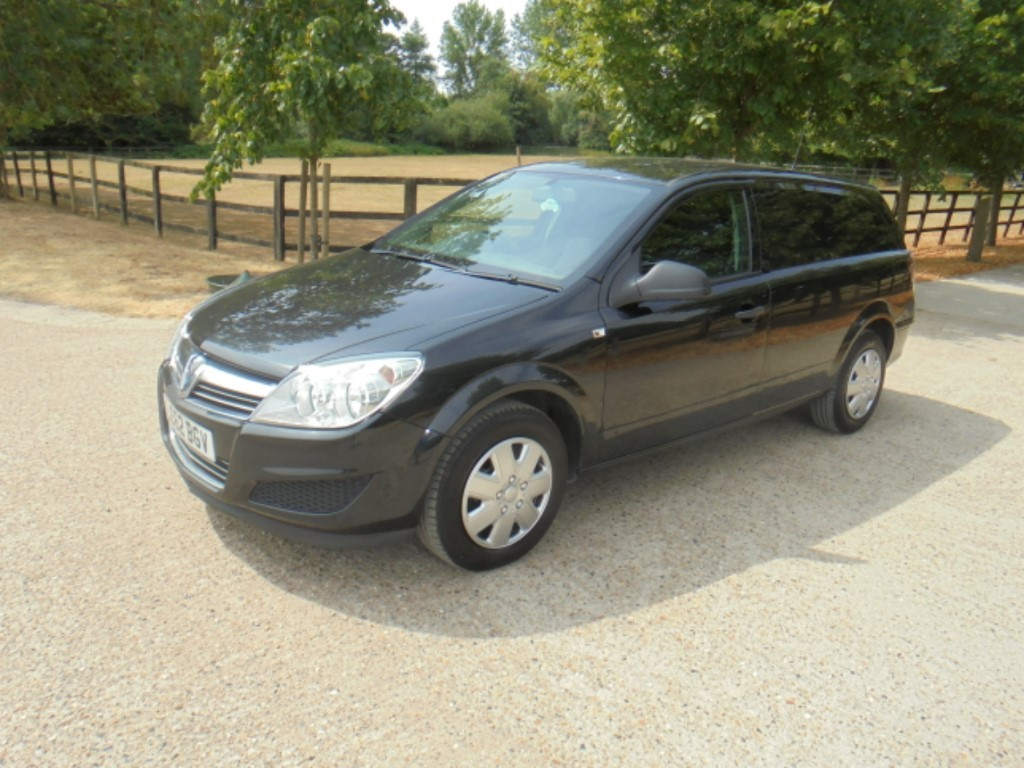 used Vauxhall Astra CLUB ECOFLEX in suffolk