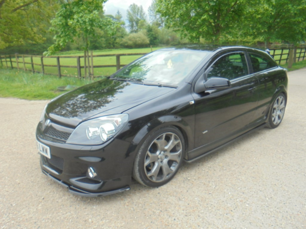 used Vauxhall Astra VXR in suffolk