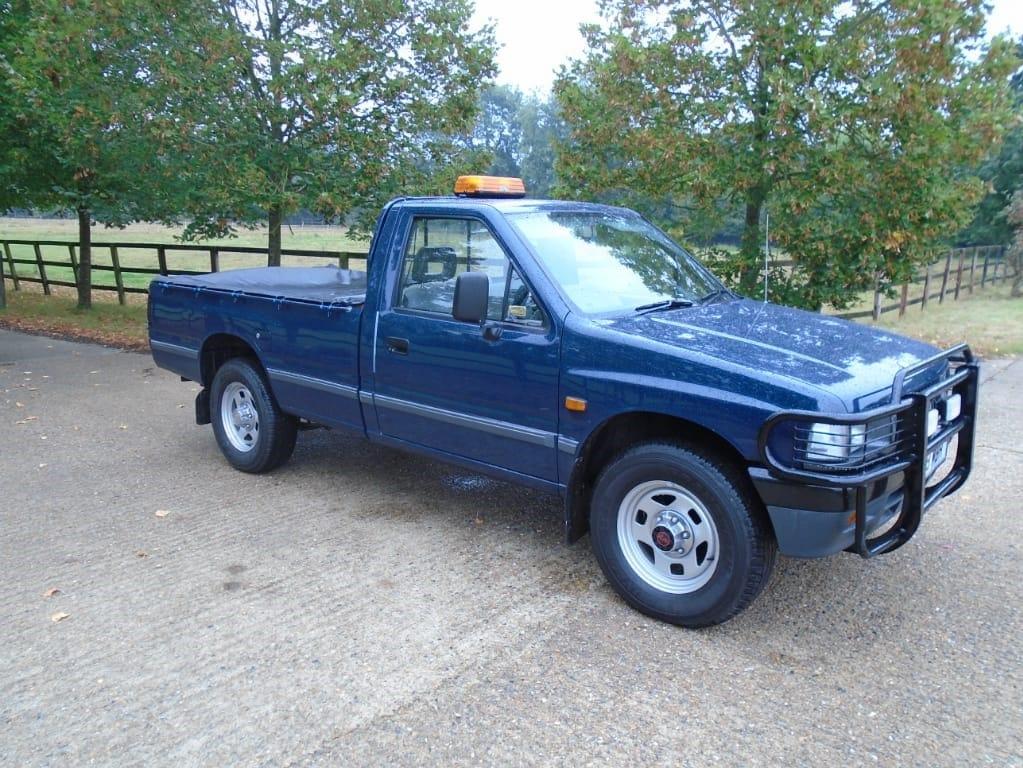used Vauxhall Brava Pickup 4X4 in suffolk