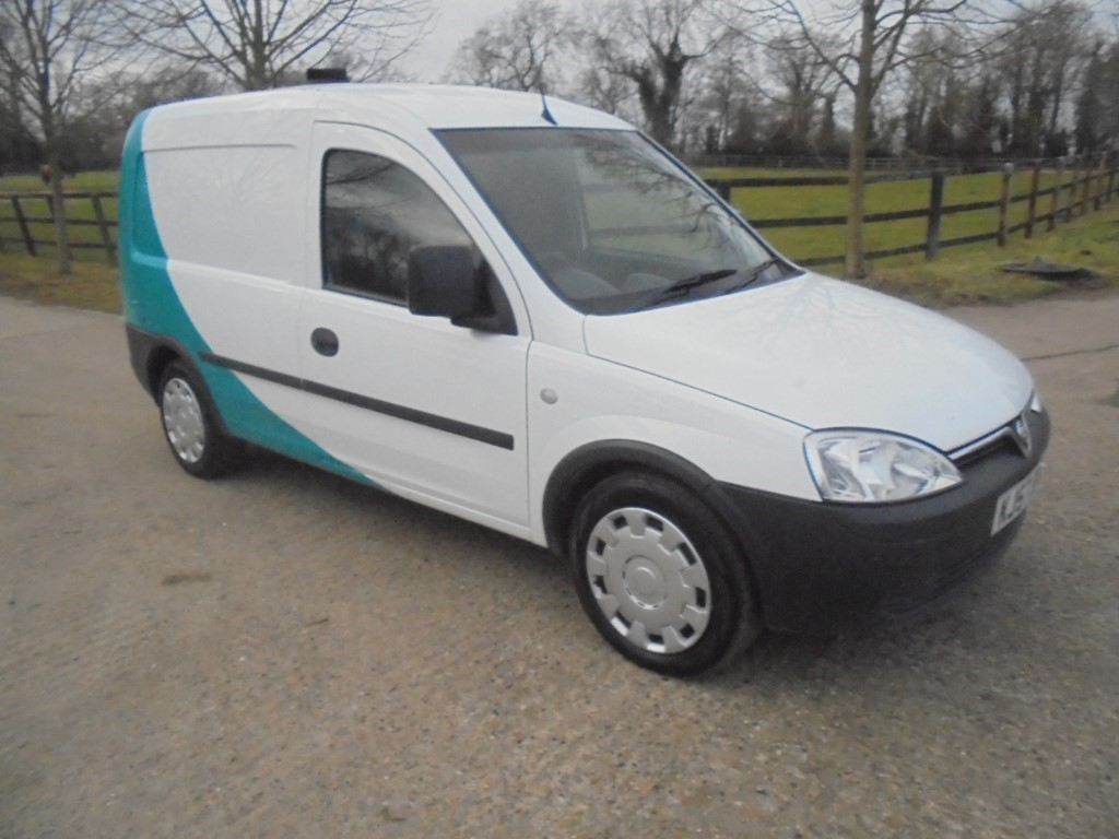 used Vauxhall Combo 1700 CDTI in suffolk