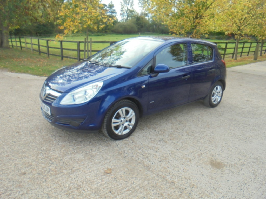 used Vauxhall Corsa 1.2 ACTIVE in suffolk
