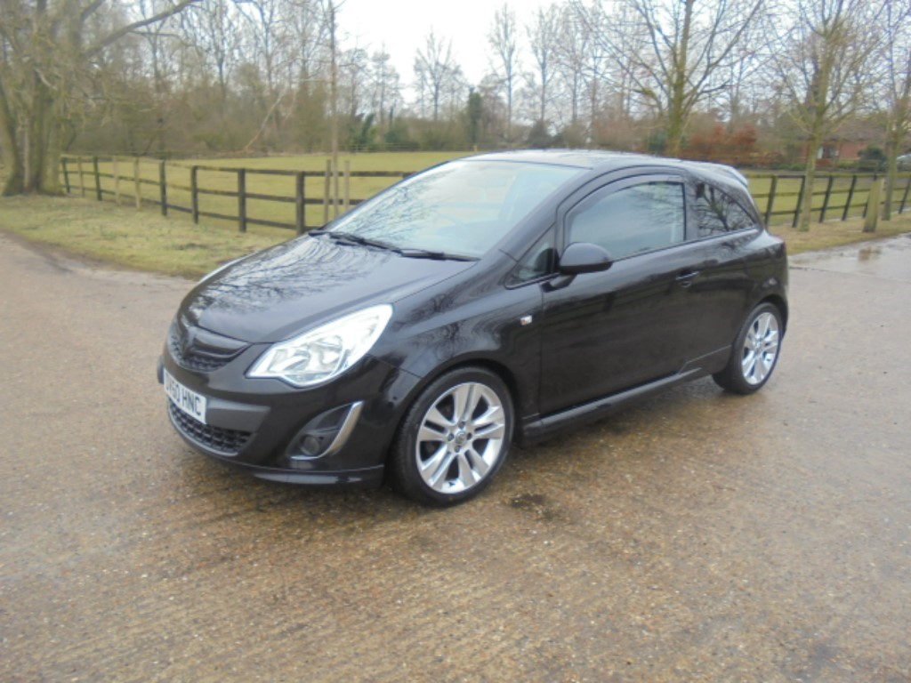 used Vauxhall Corsa SXI AC in suffolk