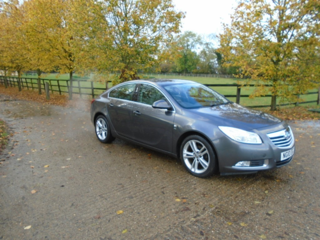 used Vauxhall Insignia SRI CDTI in suffolk