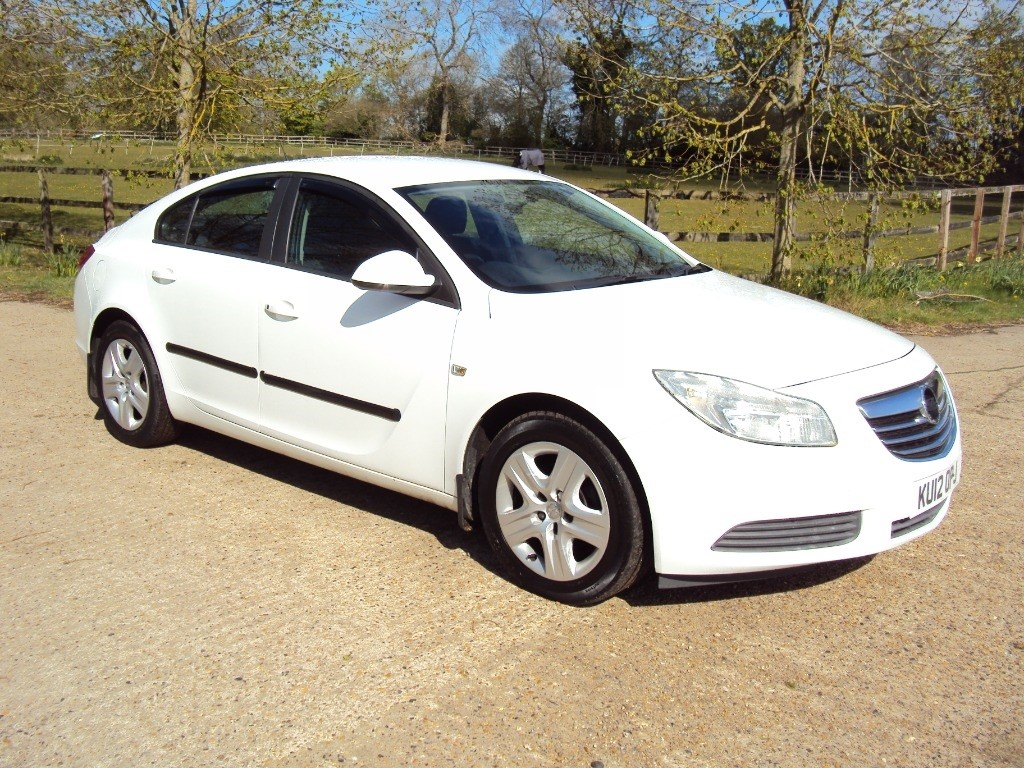 used Vauxhall Insignia ES CDTI in suffolk