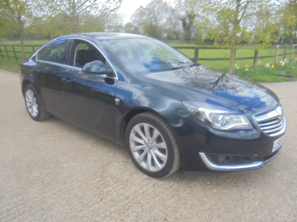 used Vauxhall Insignia ELITE NAV CDTI in suffolk