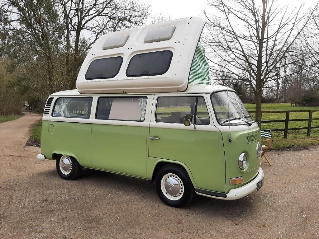 used VW Camper T2 DORMOBILE BAY in suffolk