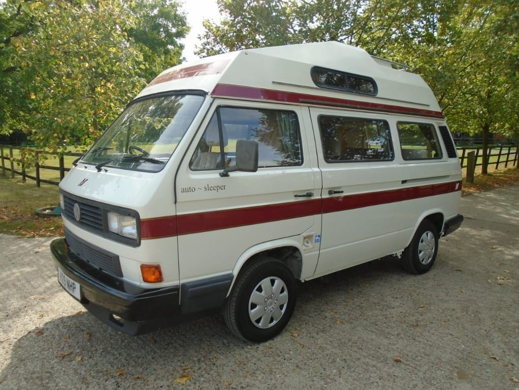 used VW Camper T25 1.9 AUTOMATIC  AUTOSLEEPER HI-TOP in suffolk