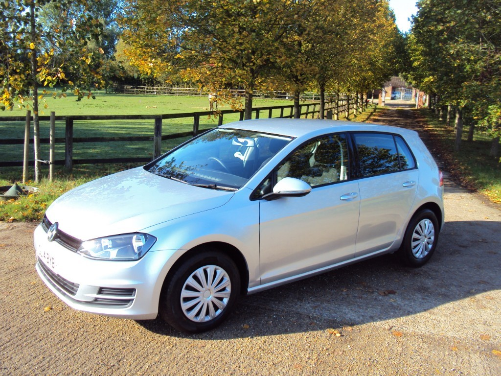 used VW Golf S TDI BLUEMOTION TECHNOLOGY in suffolk