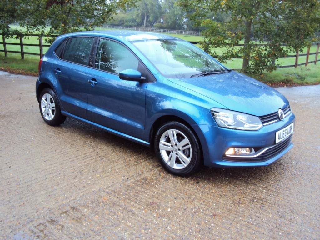 used VW Polo MATCH TSI in suffolk