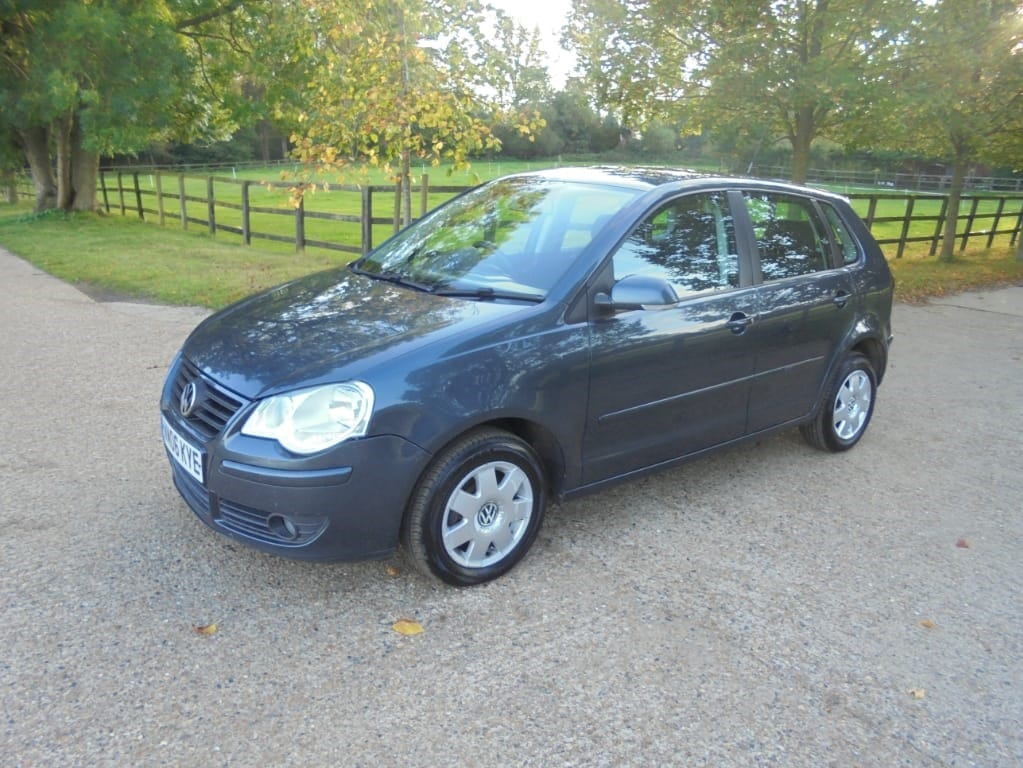 used VW Polo S (64BHP) in suffolk