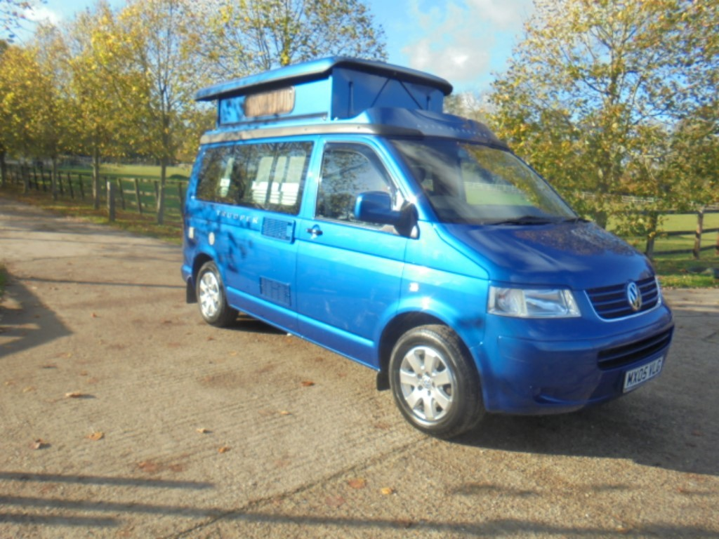 used VW Transporter AUTOSLEEPER TROOPER in suffolk