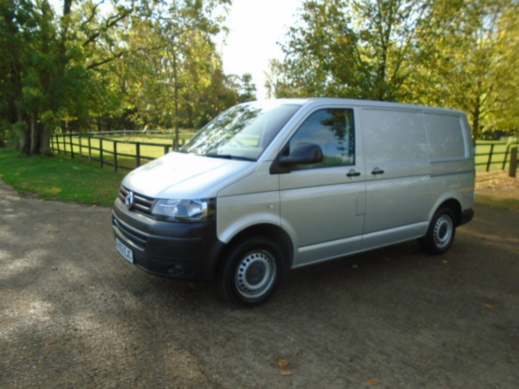used VW Transporter T28 TDI P/V STARTLINE in suffolk