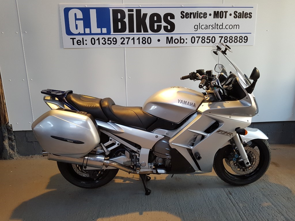 used Yamaha FJR1300  in suffolk