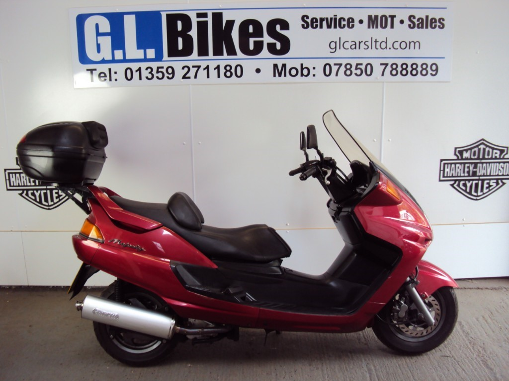 used Yamaha Majesty 250  in suffolk