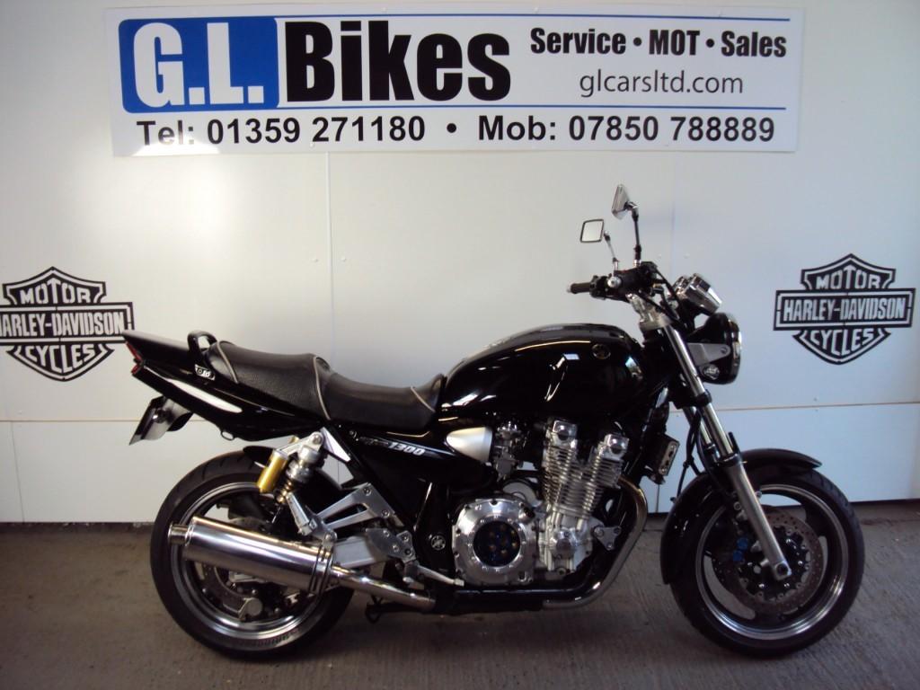 used Yamaha XJR1300  in suffolk