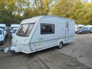 Bessacarr E495 for sale