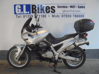 BMW F650 Strada for sale