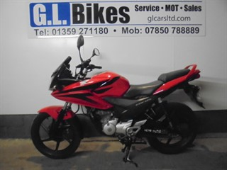 Honda CBF for sale
