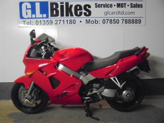 Honda VFR800F for sale