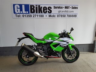 Kawasaki Ninja 250 for sale