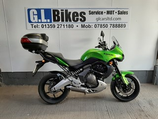 Kawasaki Versys 650 for sale