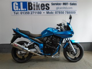 Suzuki GSF 650 Bandit for sale