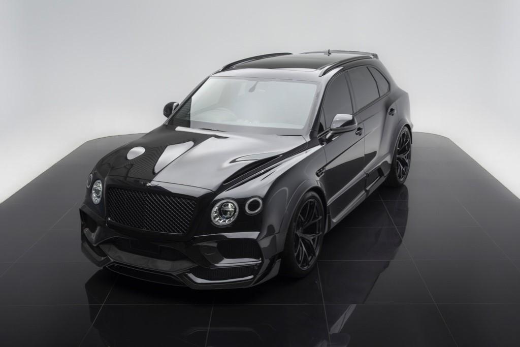 Bentley Bentayga | Onyx | London