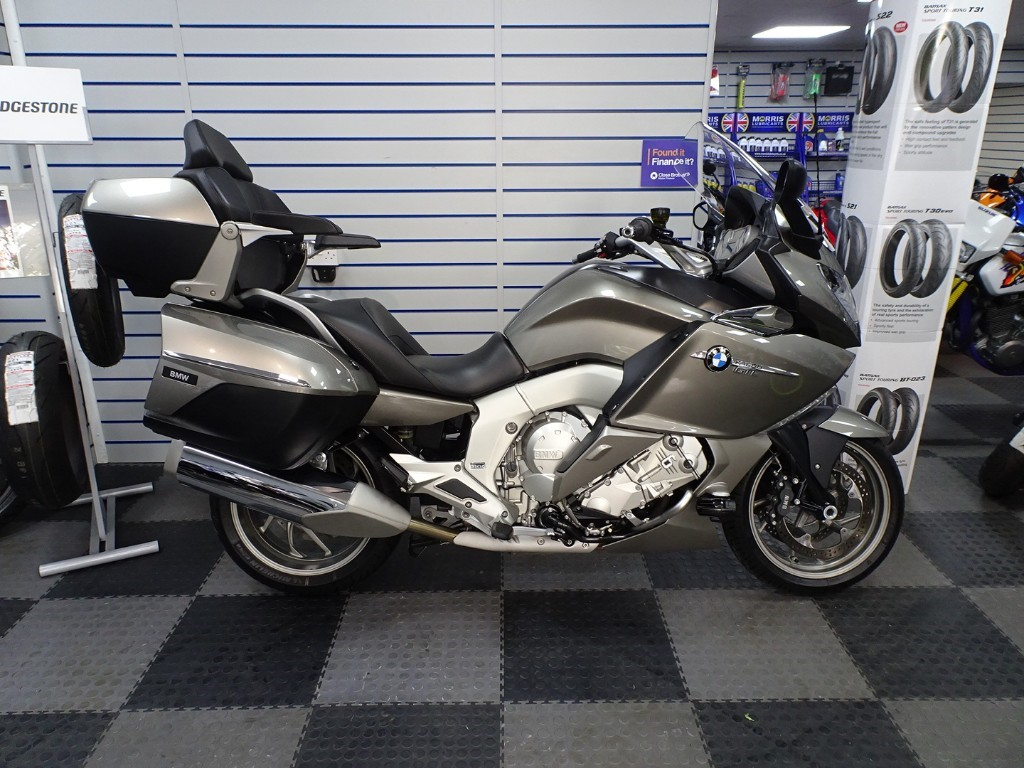 BMW K1600GTL E for sale in Northamptonshire  Churchill