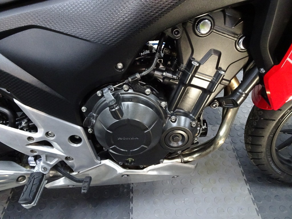 Honda CB500F