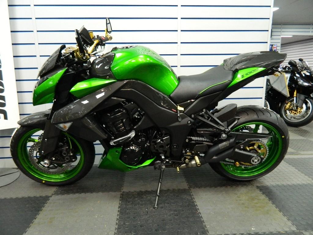 Kawasaki Warranty Uk