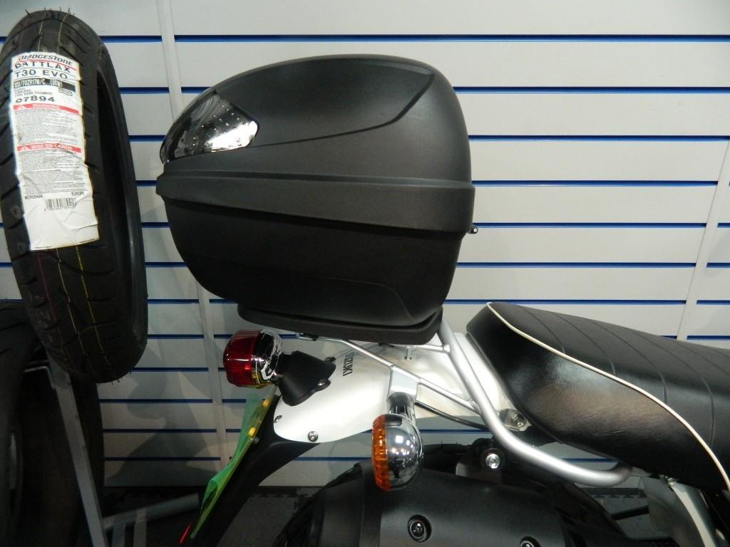 Suzuki RV125 VANVAN