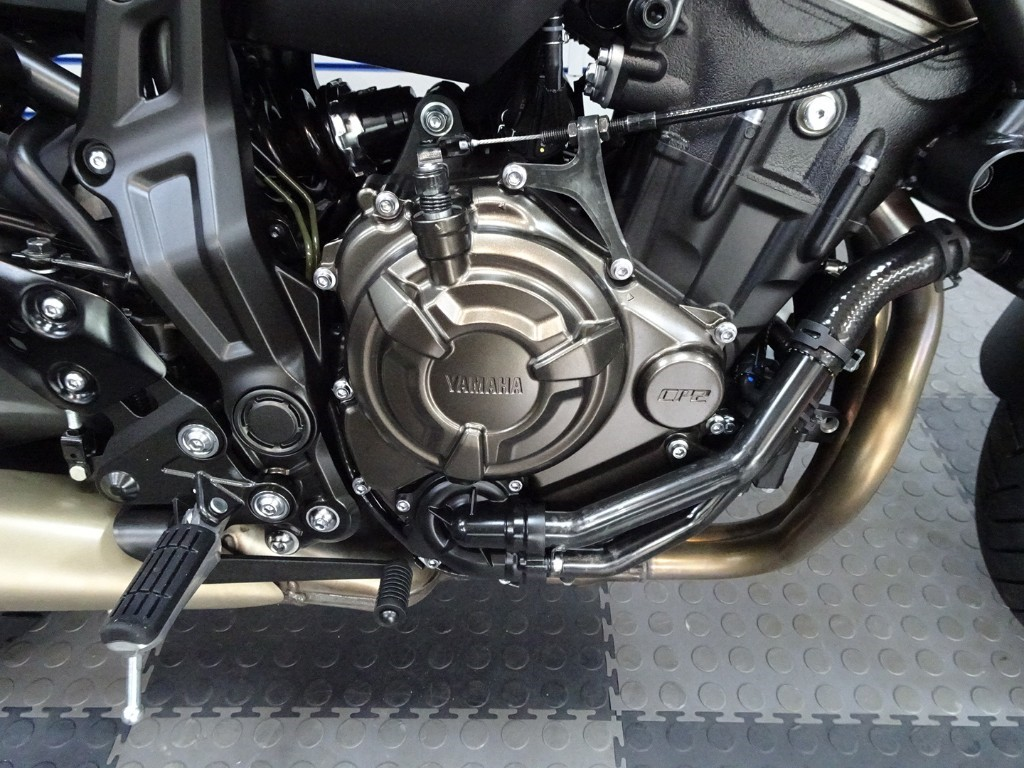 Yamaha MT-07 for sale in Northamptonshire  Churchill