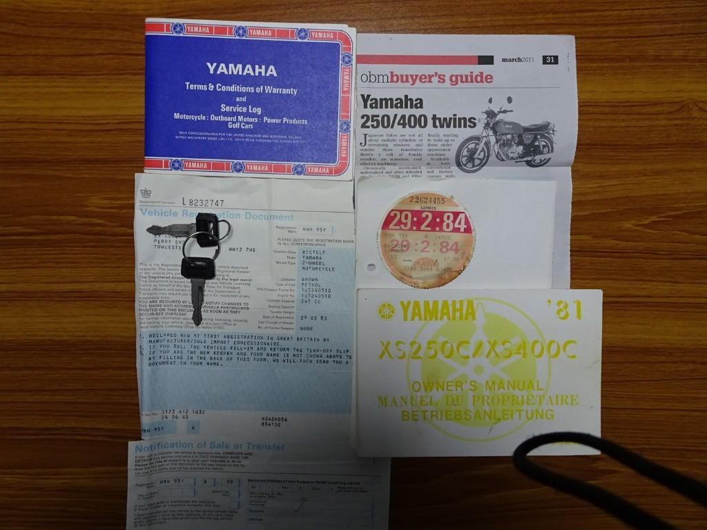 Yamaha XS