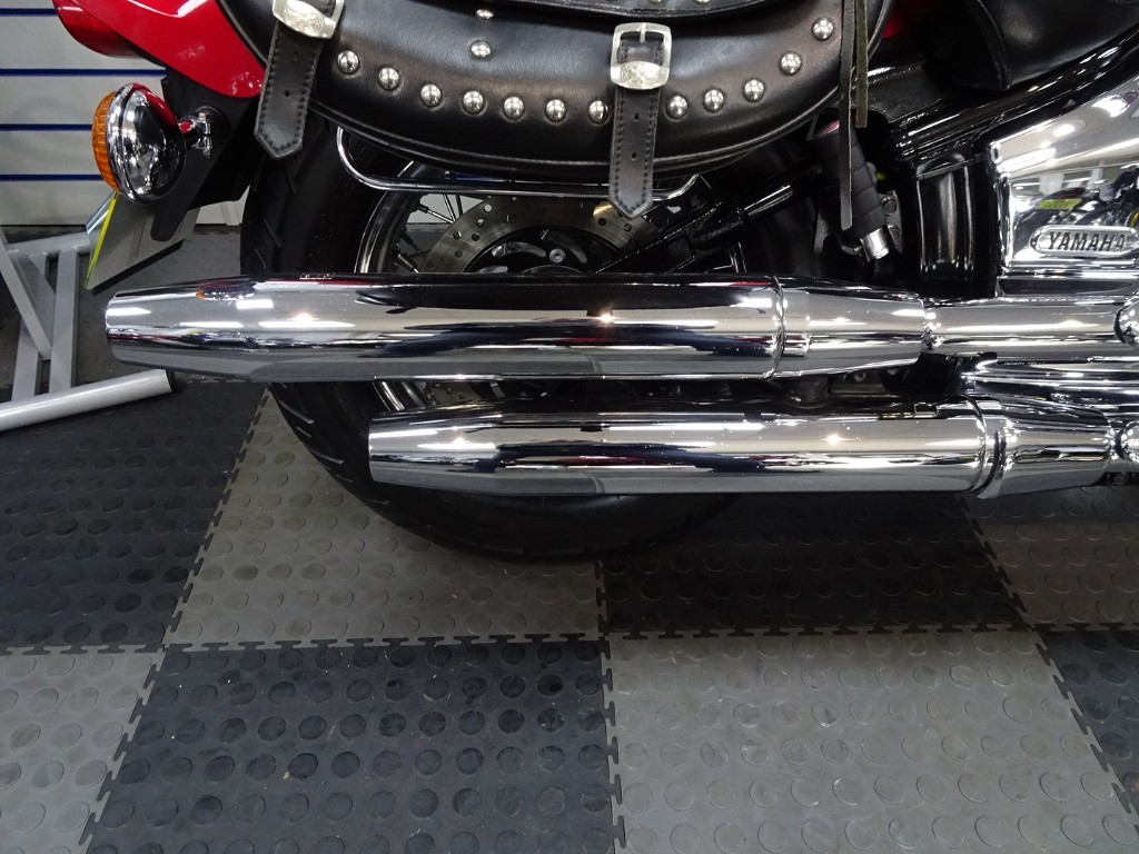 Yamaha XVS1100