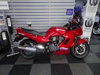 Kawasaki GPZ1100S