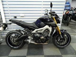 Yamaha MT-09