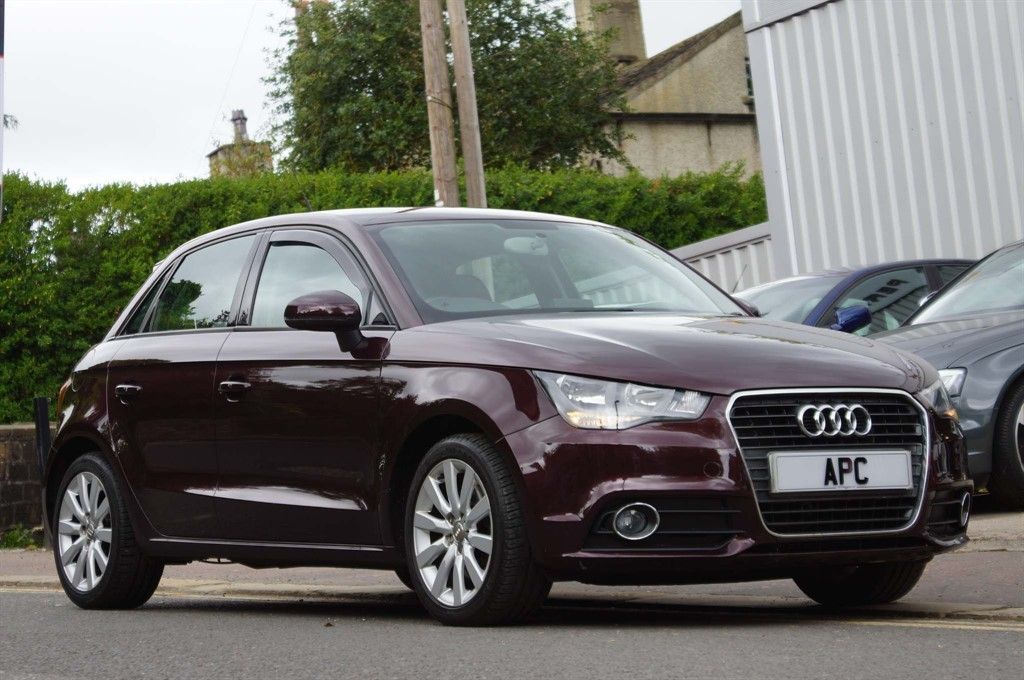 used Audi A1 TFSI Sport Sportback in west-yorkshire
