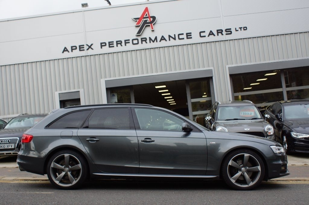 Audi A4 Avant In Huddersfield West Yorkshire Compucars
