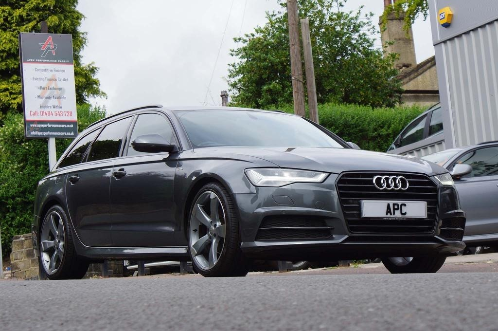 used Audi A6 Avant TDI ultra S line Avant Tronic (s/s) 5dr in west-yorkshire
