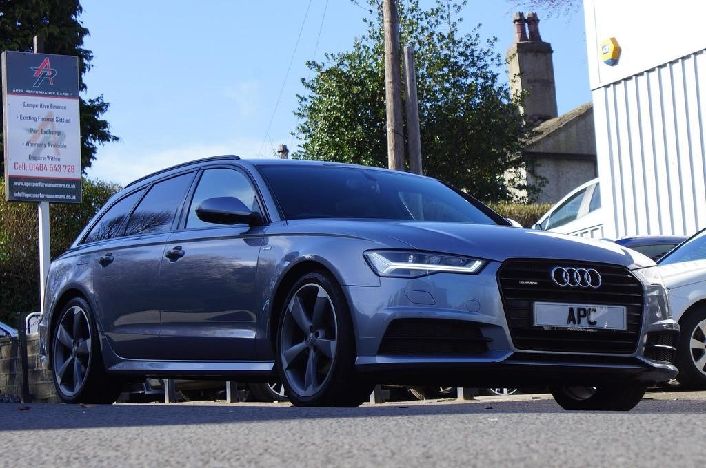 Used Grey Audi A6 Avant for Sale | West Yorkshire
