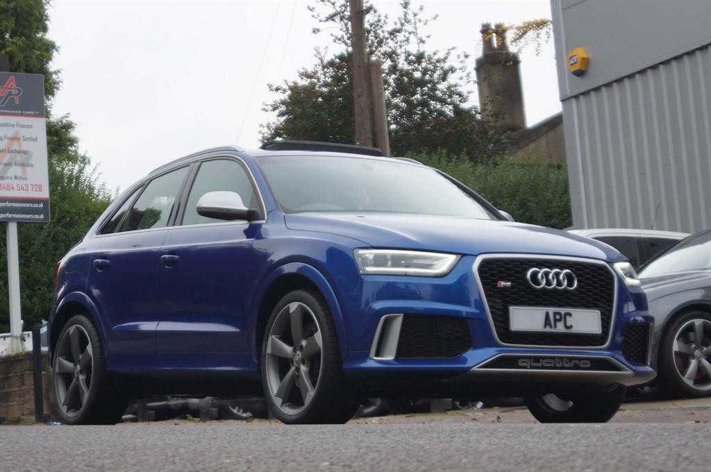 used Audi RS Q3 TFSI S Tronic quattro 5dr in west-yorkshire