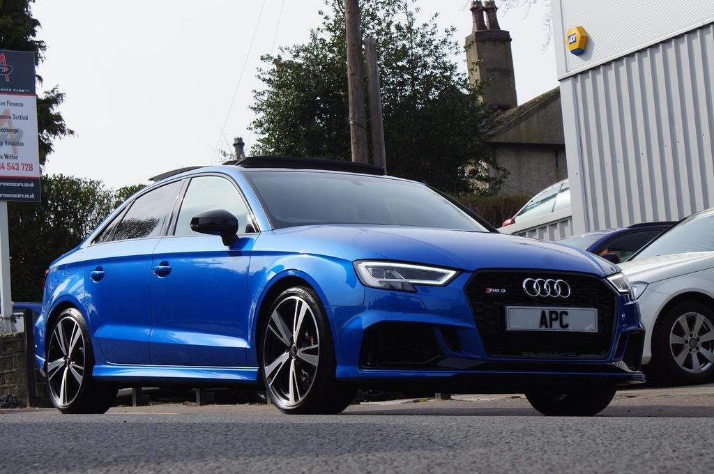 used Audi RS3 TFSI S Tronic quattro 4dr in west-yorkshire