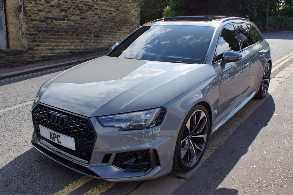 used Audi RS4 Avant TFSI V6 Avant Tiptronic quattro (s/s) 5dr in west-yorkshire
