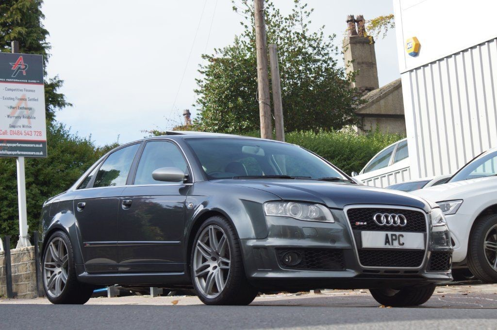 used Audi Quattro RS4 4dr in west-yorkshire