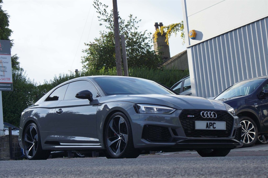 used Audi RS5 TFSI V6 Tiptronic quattro (s/s) 2dr in west-yorkshire