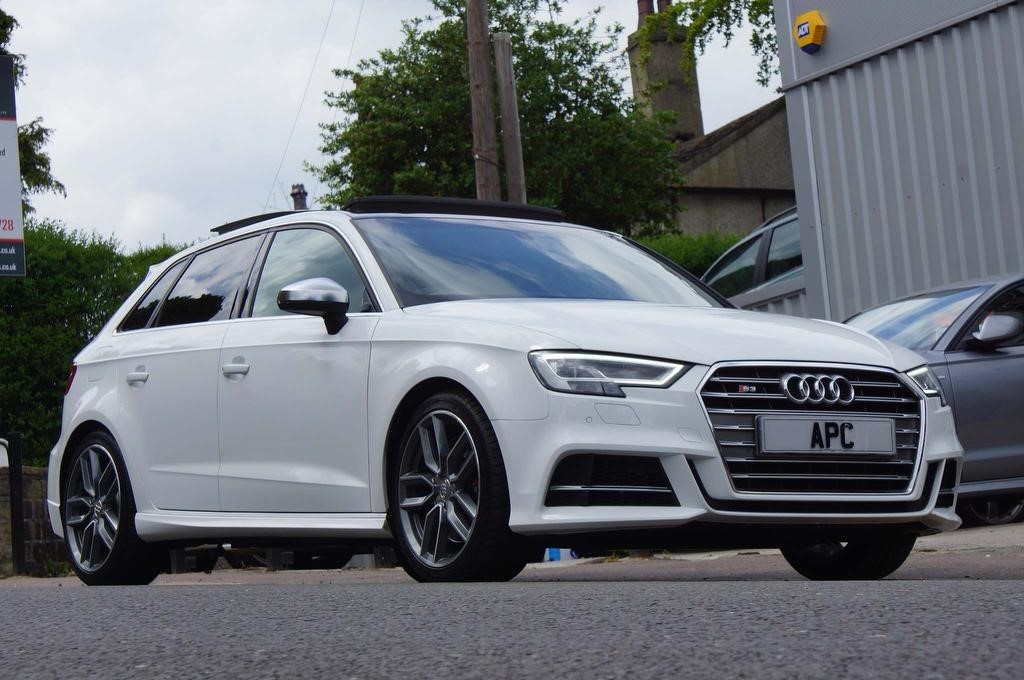 used Audi S3 TFSI Sportback S Tronic quattro (s/s) 5dr in west-yorkshire