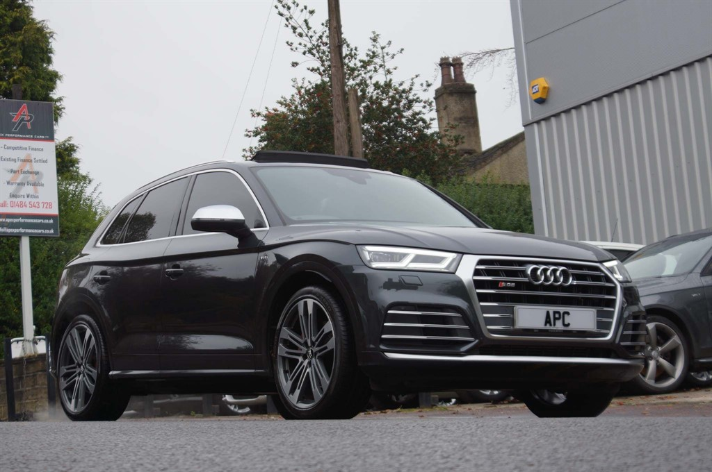 used Audi SQ5 TFSI V6 Tiptronic quattro (s/s) 5dr in west-yorkshire