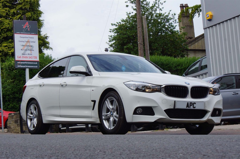 used BMW 320d 3 Series Gran Turismo M Sport GT xDrive (s/s) 5dr in west-yorkshire