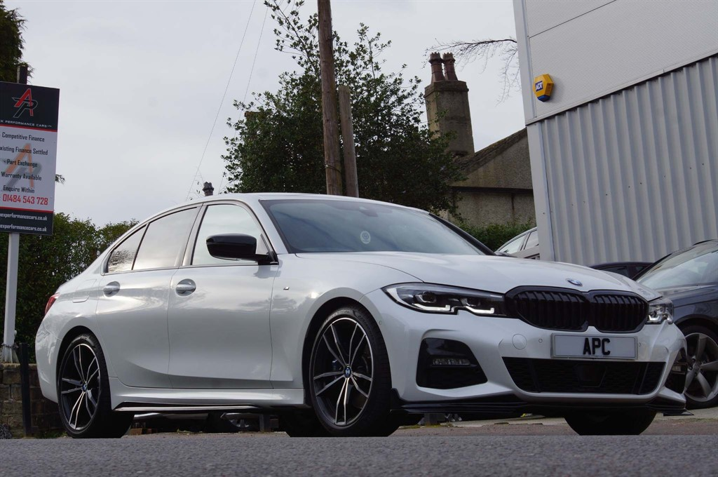 used BMW 320d M Sport Auto (s/s) in west-yorkshire